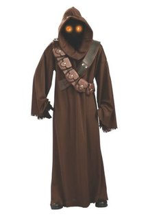 Rubies Costumes Adult Jawa Costume: Star Wars Saga