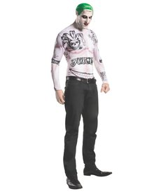 Rubies Costumes Men's Joker Kit (Suicide Squad)