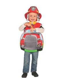 Rubies Costumes Toddler/Kids Marshall Candy Catcher Costume (Paw Patrol)