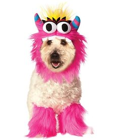 Rubies Costumes Pink Monster Set: Pet Costume