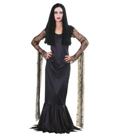 Rubies Costumes Women's Morticia Addams Costume