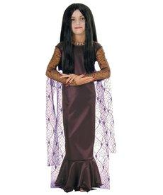 Rubies Costumes Kids Morticia Addams Costume