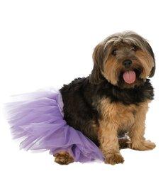 Rubies Costumes Pet Tutu (Purple): Pet Costume