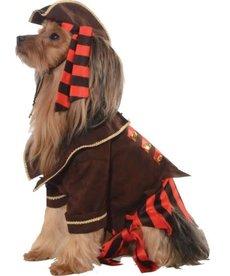 Rubies Costumes Pirate Boy: Pet Costume