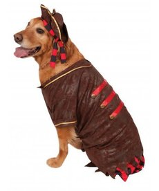 Rubies Costumes Big Dog: Pirate Boy Pet Costume
