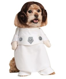 Rubies Costumes Princess Leia: Pet Costume
