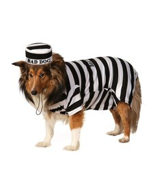 Rubies Costumes Prisoner (Bad Dog): Pet Costume
