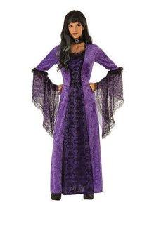 Rubies Costumes Women's Purple Moon Costume