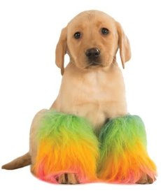 Rubies Costumes Rainbow Pet Fluffies Pet Costume
