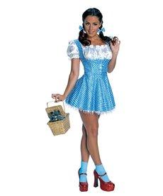 Women's Sequin Dorothy Costume