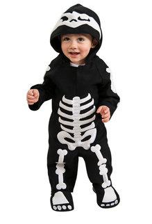 Rubies Costumes Infant & Toddler Size Skeleton Costume