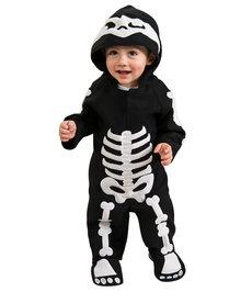 Rubies Costumes Baby Skeleton Costume