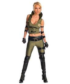 Women's Sonya Blade Costume