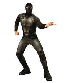 Rubies Costumes Men's Deluxe Spider-Man Stealth Suit Costume