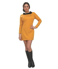 Rubies Costumes Women's Star Trek Commander Uniform Dress Costume