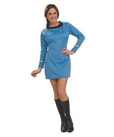 Rubies Costumes Women's Star Trek Female Sciences Uniform Costume