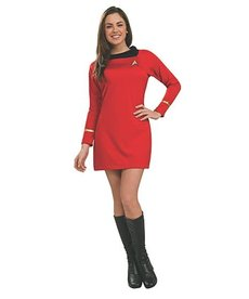 Rubies Costumes Women's Star Trek Lt. Nyota Uhura Uniform Dress Costume