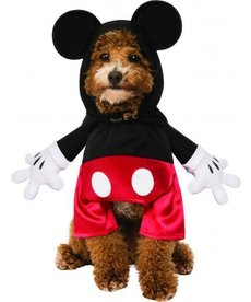 Rubies Costumes Step In: Mickey Mouse Pet Costume
