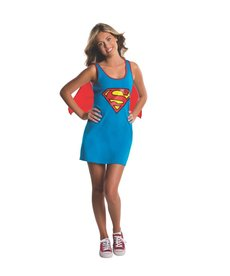 Rubies Costumes Teen Supergirl Tank Dress