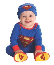 Rubies Costumes Infant Superman Onesie Costume