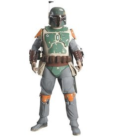 Rubies Costumes Men's Supreme Edition: Adult Boba Fett Costume