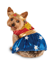 Rubies Costumes Wonder Woman: Pet Costume