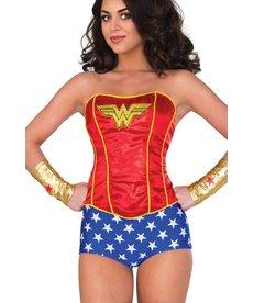 Rubies Costumes Women's Wonder Woman Corset