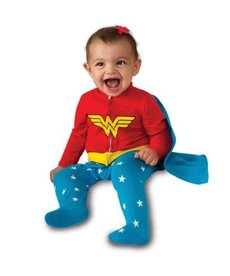 Rubies Costumes Infant Wonder Woman Romper