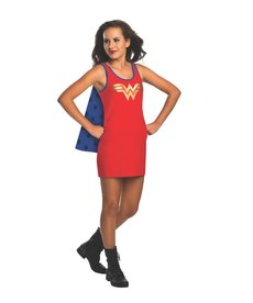 Rubies Costumes Teen Wonder Woman Tank Dress