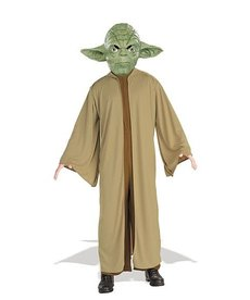 Rubies Costumes Adult Yoda Costume