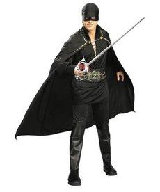 Rubies Costumes Men's Deluxe Zorro Costume