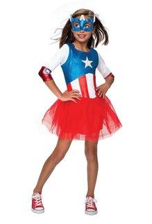 Rubies Costumes Girl's American Dream Dress Costume