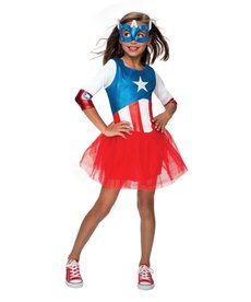 Rubies Costumes Girl's American Dream Dress Costume