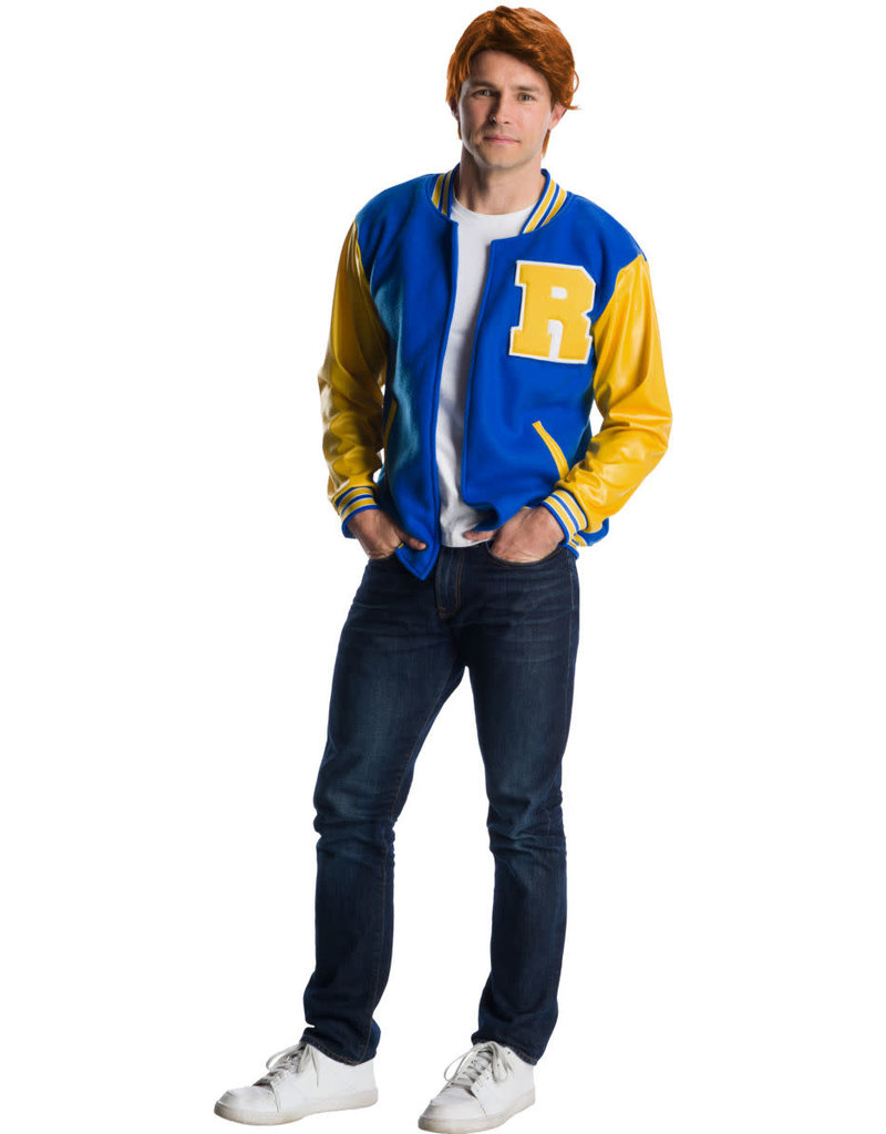 Rubies Costumes Men's Archie Andrews Jacket (Riverdale)