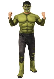Rubies Costumes Men's Avengers: Endgame Deluxe Hulk Costume
