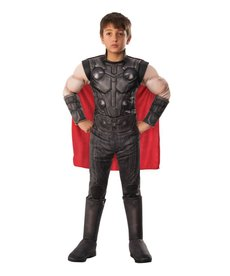 Rubies Costumes Boy's Avengers: Endgame Deluxe Thor Costume