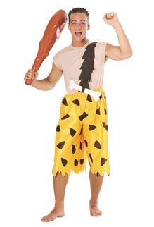 Rubies Costumes Men's Bamm Bamm Rubble Costume