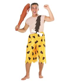 Rubies Costumes Men's Bamm Bamm Rubble Costume