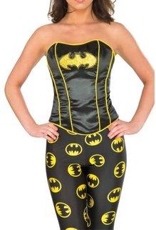 Rubies Costumes Women's Batgirl Corset