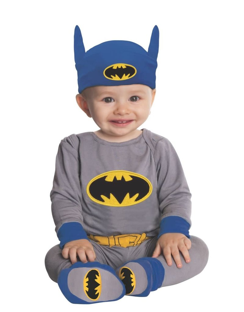 Rubies Costumes Infant Batman Onesie Costume