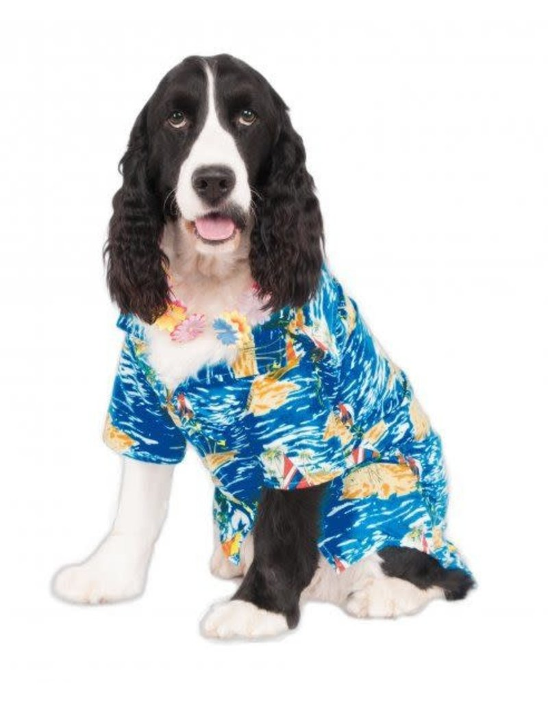 Rubies Costumes Big Dog: Luau Pet Costume