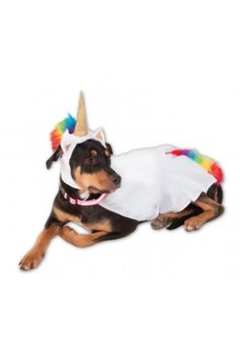 Big Dog: Unicorn Pet Costume