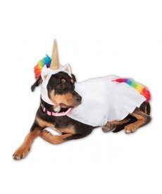 Rubies Costumes Big Dog: Unicorn Pet Costume
