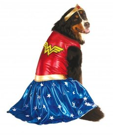 Rubies Costumes Big Dog: Wonder Woman