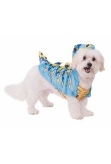 Rubies Costumes Blue Dino Pet Costume