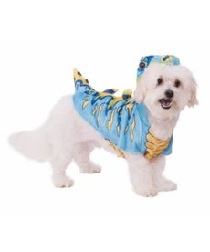 Rubies Costumes Blue Dino: Pet Costume