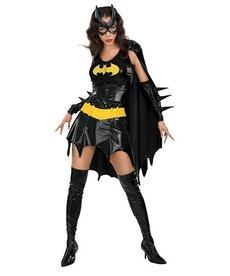 Adult Deluxe Batgirl Costume