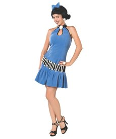 Rubies Costumes Women's Deluxe Betty Rubble Costume