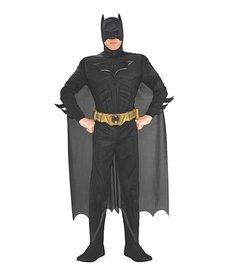 Rubies Costumes Men's Deluxe Batman Costume (Dark Knight Trilogy)