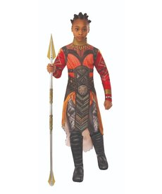 Rubies Costumes Girl's Avenger's: Endgame Deluxe Dora Milaje Okoye Costume